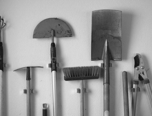 Arbeite so, dass jeder dein Material benutzen kann – auch du selbst!